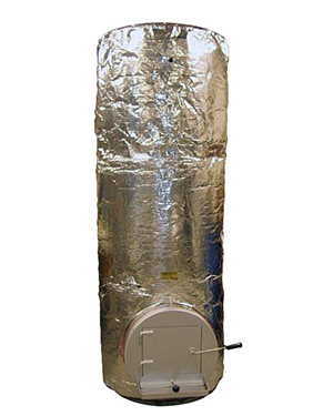 Integral Water Heater